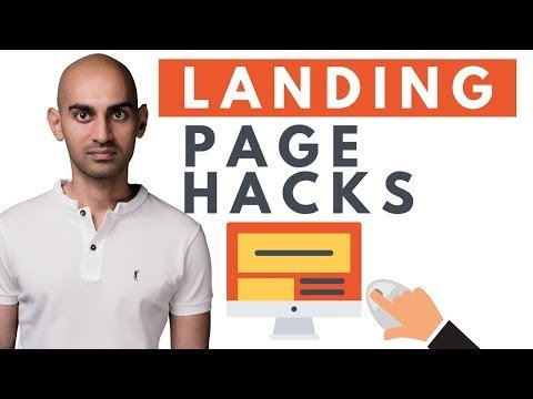How to Make a Beautiful Landing Page That Converts   5 Tips for Optimizing Your Website (2018)