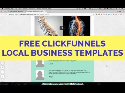 ClickFunnelss Localised Bussiness Funnels Templates – Our Highest Converters!