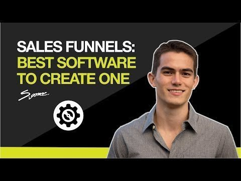 Is The BEST Software To CREATE Saleswoman Funnels?