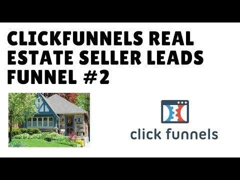 ClickFunnels Reals Estate Salesman Line-spacing  #2 – Get The SHARE Funnel For !