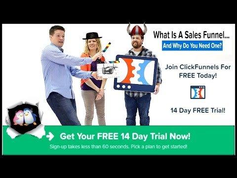 KlickFunnels  – No-brand New KlickFunnels Walkthru Video