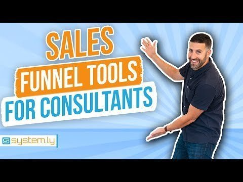 Salesmanager Funnel Toolcase For Consultant and Agencies