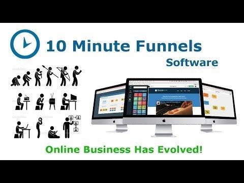 10 Minuite  Websites and AudioMktg   ComputerSoftware Overview