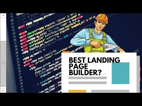WHAT Is The BEST  Page Builders For Afiliate Marketing?