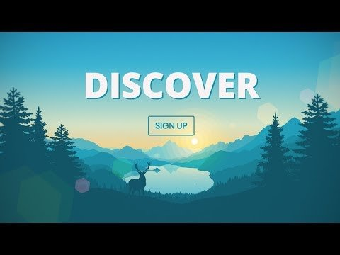 Full  Animational Alighting PaGe – Responsive HTML5 & CSS3 Tutorial