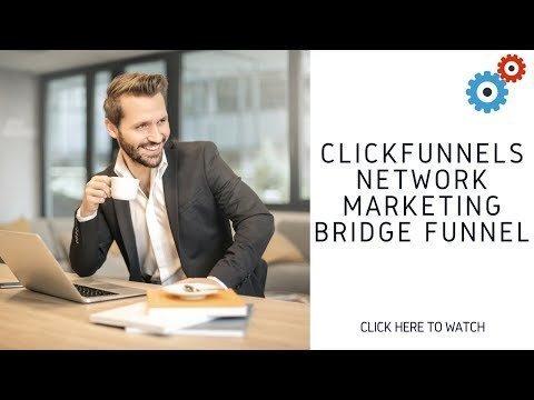 ClickFunnels Network Marketeer Brigecraft Funnel. ClickFunnels MLM