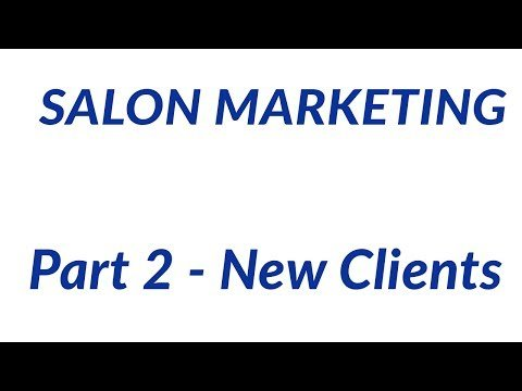FREE  MKTG – Part 2 – You New   for Beuty s, Curlyhaired s and Day Spas