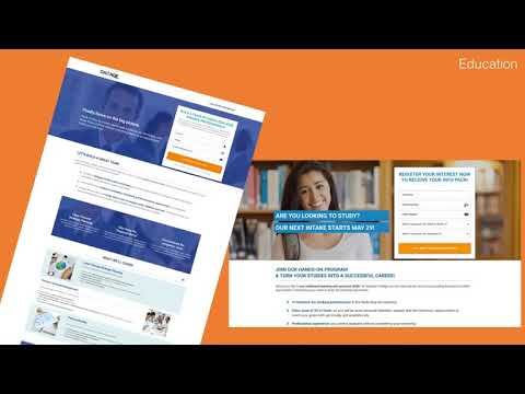 ClickFunnels  PaGe Examples by Melanie Dupre