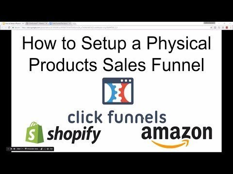 ClickFunnelsss  Products Salespeople Funnelss (-By- Walked Preposition for Beginners)