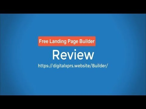 Free Alighting page Builders review