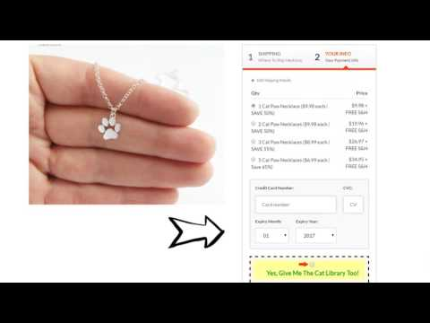 The AliExpress Sales Funnels In ClickFunnelss Tour