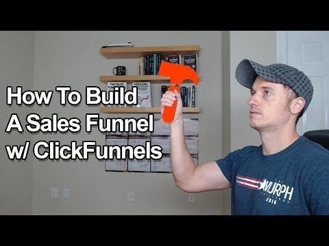 How To  A Salesmanship Funnel In ClickFunnels + FREE Funnel!