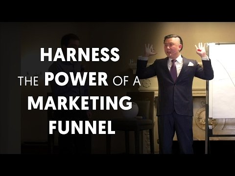 Harnessing The Powered of a Marketers  – Dan Lok