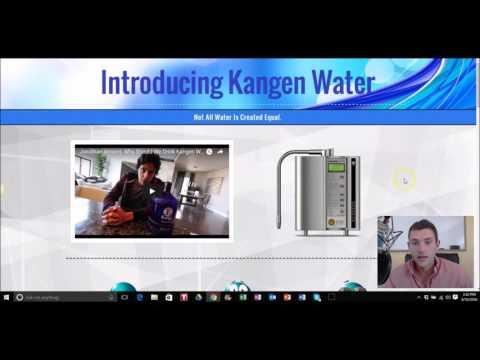 Enagic Kangen person  System   www.Waters.com