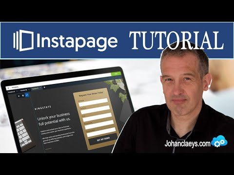 CREATE a Alighting PaGe With Instapage Tutorials Course
