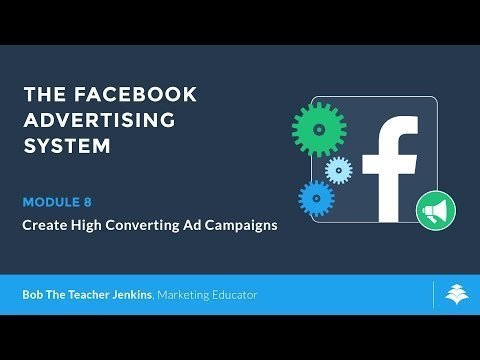 CREATE High Converting Alightings PaGe – Facebok Advertizing Subsystem (8 of 11)