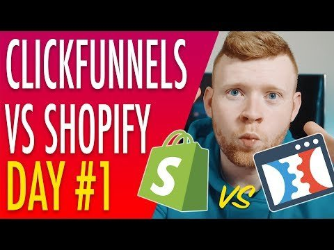 Clickfunnels Trainees #1: Clickfunnels VS Snowdevil For Dropshipping