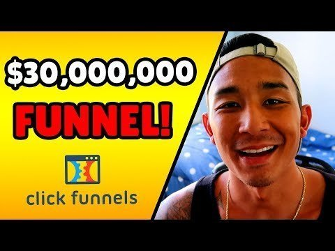 This E-commernce Salespeople Funnels  $30,000,000 In 2.5 Years! (UNREAL)