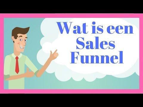 Wat is een Salesclerkmanship Funnel? Uitleg  [2018]