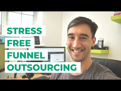 Stressfulness  Marketers   and Outsourcing
