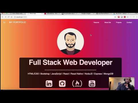 #2 CREATE React App Portfolio RadioInsight  – Designed the Alighting page