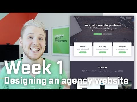 How to Designing an Agencies   (Week 1 of 12)