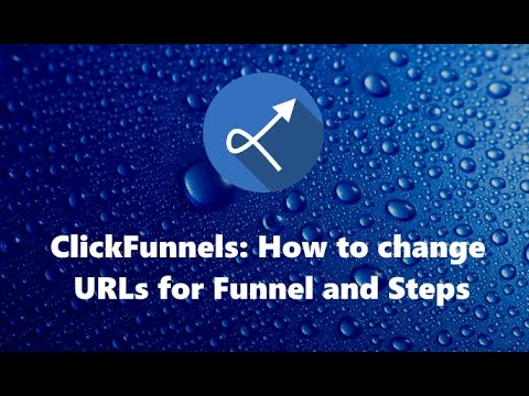 Clicks: How to change Urls for  and Steps