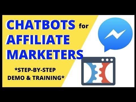 Chatterbot FOR  MKTG |  ClickFunnels