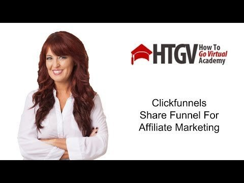 Clickfunnels SHARE  Affilliate Marketing