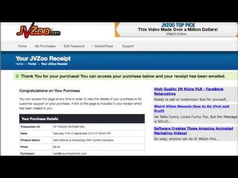 How to Tests the Salesman  on JVZOO