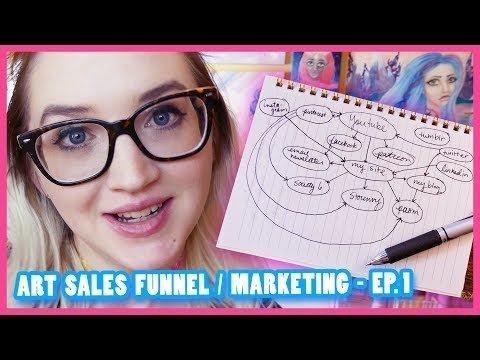 Creation AN ART  Funnels AND Marketer PLAN  |  Part 1