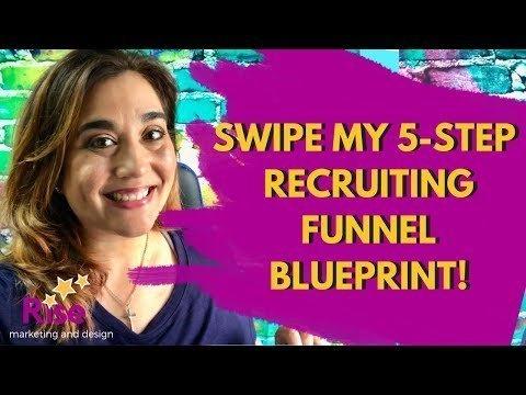 *SWIPE* MY 5-Step Netwrok Audiomarketing/MLM  Funnels Blueprint!
