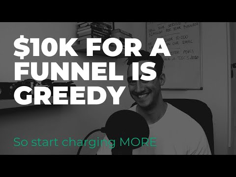 $10,000 for a Mktg s is  – raise Youuns prices