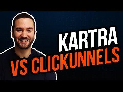 Kartra Vs ClickFunnels | ClickFunnels Vs Kartra | Comparisons Softwares