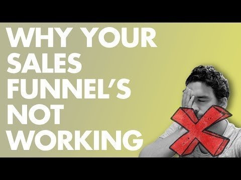 Why  Saleswoman Funnels Isn't Working….