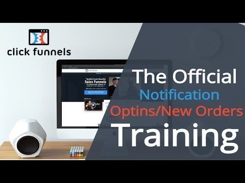 How to  Opt In and Ordering  in ClickFunnels