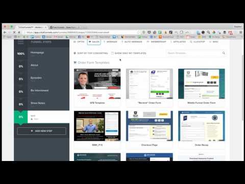 How To Use ClickFunnels For Vidcast (Full Subsites Download)