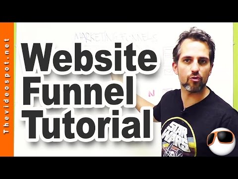 Funnel Training: How to Build a Wobsite sales Funnel for Marketed and Plumbous generation