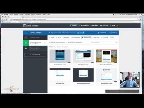 ClickFunnels – Créer des Tunnel de vente qui rapportent (démonstration)