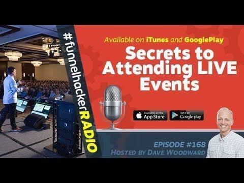 ClickFunnelss Funnels Haxorzs Radioss – Furtiveness to Attending Live Events – Inter-Net Marketeer Strategies