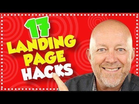 Landings Pages That Convertion 👉17 Simple Tactics & Hacks