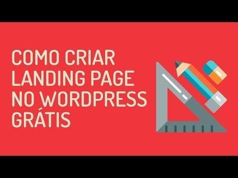 Criar uma Alighting Page com WordPress