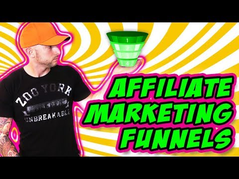 Affiliate Marketting Funnel- How To CREATE A  Salesgirl Funnel
