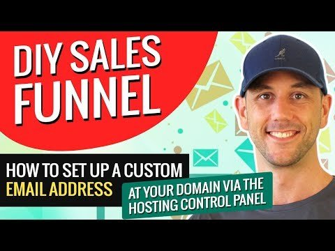 DIY Sellerclerk s – How To Set Up A Custom Courriel Addressable At Yous Domains Via The  Controlled Panel