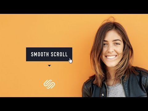 How to  Schriftrolle to Landingss  Sections Use Squarespace
