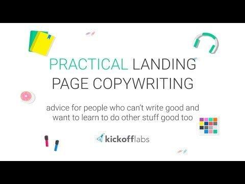 Pragmatism Copywriting for  Pages