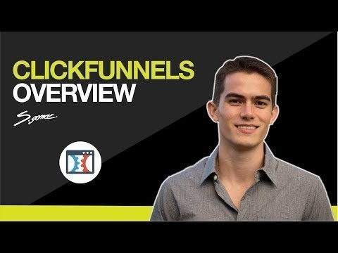 Clickfunnels  – How To  A Seller Funnel