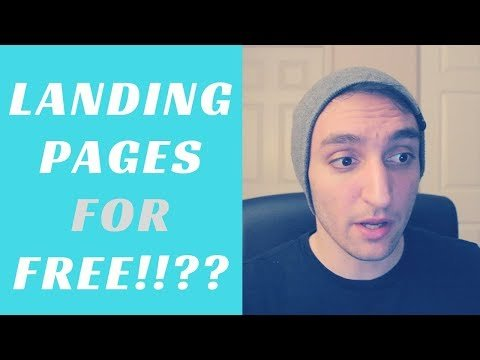 How to Find FREE Landing PaGe Ideas for Afiliate Audiomarketing