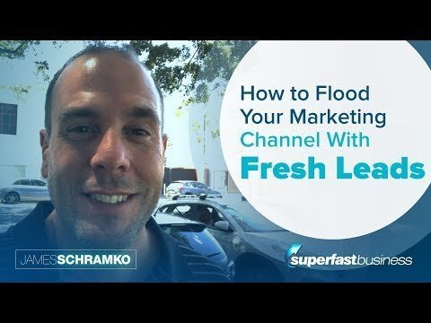 How to Flooded Youse Marketers    Leads