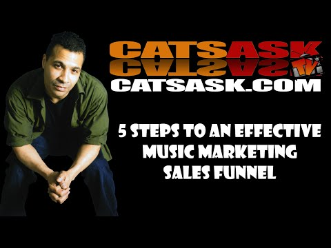 Muzic Marketed Strategies: 5 StEP To An Effectiveness Muzic Marketed Funnel